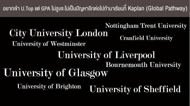 Kaplan International Colleges UK Global Pathway