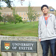 Pui, INTO Exeter & U of Exeter
