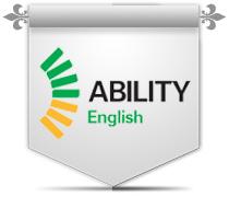 ability english copy