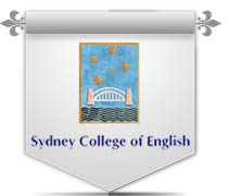 Sydney college of english logo